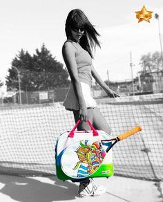 WUIVRE SPRING TENNIS - Premium Bag
