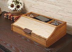 Dresser Top Valet | Woodsmith Plans