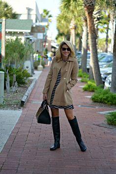Outfit | Leopard and Stripes - SHOP DANDY | Shop Dandy Blog | Just Dandy by Danielle
