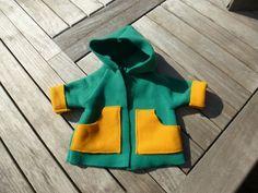 Een jasje  of kamerjas voor Jules