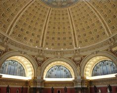 Library of Congress - Main Reading Room