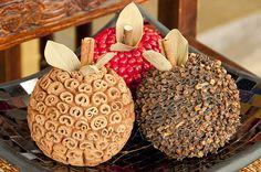 Orbes, bolas decorativas para el hogar   Artesanías   Decoracion ...