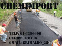 Ventas de Emulsión Asfáltica, Cemento Asfáltico pen-85/100 100% Calidad Lima Perú ?Venta de asfalto RC-250 ? Venta de brea líquida ? Venta de emulsión asfáltica, ?Venta de ... http://lima-city.evisos.com.pe/ventas-de-emulsion-asfaltica-cemento-asfaltico-pen-85-100-100-calidad-lima-peru-id-615357