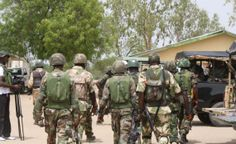 In a renewed onslaught against Boko Haram insurgents in the North-East, the Nigerian Army has inaugurated special mobile strike force. In a renewed onslaught against Boko Haram insurgents in the North-East, the Nigerian Army has inaugurated special. Content Management System, Boko Haram, Lieutenant General, Website Design, Insurgent, Troops, Soldiers, Public Relations, Armed Forces