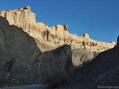 #ElAlcazar (the fortress) near #Barreal in Argentina
