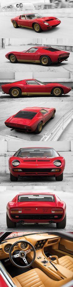 1971 Lamborghini Miura P400 SV by Bertone https://www.amazon.co.uk/Baby-Car-Mirror-Shatterproof-Installation/dp/B06XHG6SSY