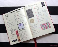 New to Bullet Journals? Find out 6 tips for bullet journal beginners! www.elleisforlove.com You Loving You