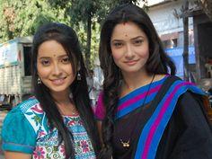 Archana and Purvi