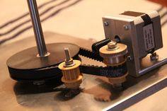 "Building a 16"" Dobsonian Telescope: Camera Tracker"