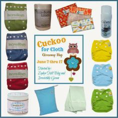 Home Sweet Homemade: Buttons Cloth Diaper Review and Giveaway June 7th - 17th #cuckooforcloth #winallthediapers