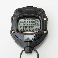 【CASIO】 ストップウォッチ カシオ 1/100 sec 10 Lap Memory HS-80TW-1DF [並行輸入正規品] [宅配便のみ] [★]【楽天市場】
