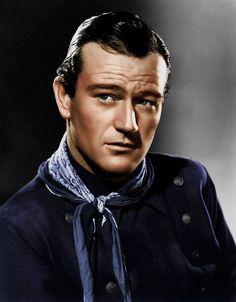 "Carroll Bryant: Legends: John Wayne ""The Duke"""