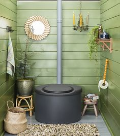 Outdoor Bathrooms, Composting Toilet, Land Art, Cottage, Diy Crafts, Interior, Inspiration, Garden Ideas, Home Decor