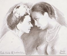 : Frida Kahlo and Josephine Baker