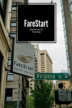 FareStart restaurant in Seattle aims to provide a real solution to homelessness, poverty and hunger by providing training and support www.grassrootsnomad.com