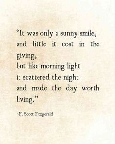 F Scott Fitzgerald Poem Quotes, Quotable Quotes, Great Quotes, Words Quotes, Quotes To Live By, Life Quotes, Inspirational Quotes, Sayings, My Smile Quotes