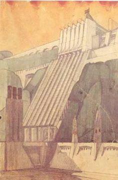 Centrale Elettrica (1914) – Antonio Sant'Elia