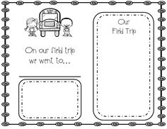 Next week is our last week of school! Each year at the end of the school year, my kids create a memory book. Kindergarten Portfolio, Kindergarten Age, Curriculum, Homeschool, End Of Year Activities, Memory Books, K2, Book Pages, Grade 1