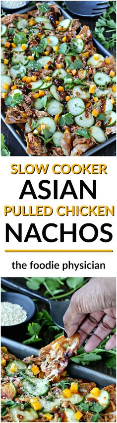 Slow Cooker Asian Pu