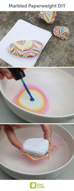 What You'll Need: rocks white paint paintbrush nail polish – various colors bowl toothpicks More info and instructions about this great tutorial you can find in the source url - above the photo. diyfuntips.com is a collection of the best and most creative do it yourself projects, tips and tutorials. We dont claim ownership to […]