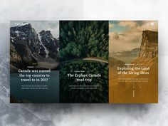 I'm currently testing some new Google Fonts Combinations on a big moody split-screen navigation concept. In this case I used Roboto for copy and the awesome Eczar for headings. What are your favori...