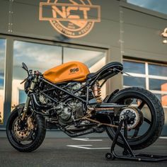 """rhubarbes: """"996 Ducati by NCT-Motorcycles 