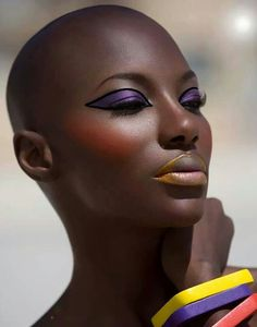 This is an amazing bold look.