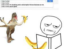 stupid velociraptors