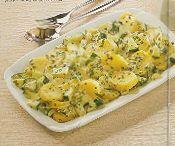 Zomerse Koude Kartoffel-komkommer Salade Om Te Smullen recept   Smulweb.nl