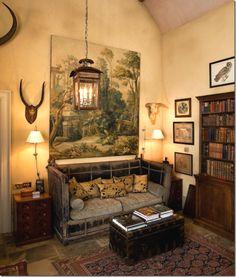 classic english home decor - Google Search
