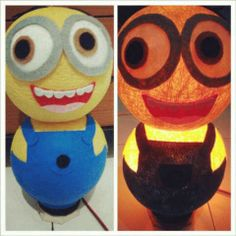 dispicable me lanterns
