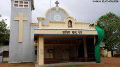 Fatima Mata Church, Chulne Village. Vasai West.