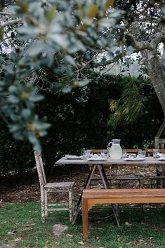 sydney, australia slow living workshop at the glenmore house Outdoor Dining, Outdoor Spaces, Hygge, Local Milk, Outdoor Dinner Parties, Little Gardens, Photo Images, Al Fresco Dining, Slow Living
