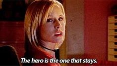 2nd favorite Veronica Mars quote.