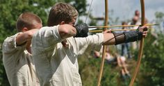 Saff and Finn! Archery, Female Characters, Light In The Dark, The Dreamers, War, Inspiration, Bow Arrows, Biblical Inspiration, Field Archery