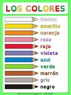 Preschool Spanish Lessons, Learning Spanish For Kids, Spanish Worksheets, Spanish Teaching Resources, Spanish Lesson Plans, Spanish Vocabulary, Spanish Activities, Spanish Language Learning, Learn Spanish Online