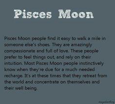 #Pisces moon #moon in pisces #astrology #zodiac