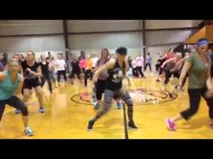 Church by T-Pain for Zumba With JKZ Fitness