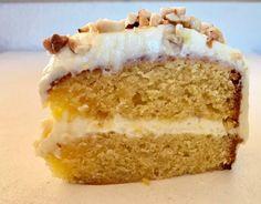 Egeriis kager - En amatørbagers erfaringer Danish Food, Let Them Eat Cake, Cake Cookies, Vanilla Cake, Deserts, Lemon, Sweets, Bread, Snacks