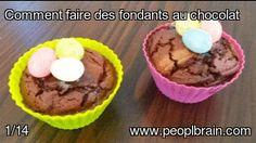 Comment faire des fondants au chocolat https://fr.peoplbrain.com/tutoriaux/cuisines/comment-faire-des-fondants-au-chocolat