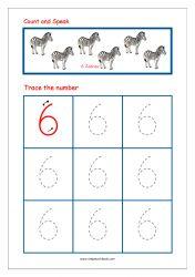 Number Tracing - Tracing Numbers - Number Tracing Worksheets - Tracing Numbers 1 to 10 - Writing Numbers 1 to 10 Teaching Numbers, Numbers Kindergarten, Numbers Preschool, Kindergarten Math Worksheets, Math Numbers, Writing Numbers, Handwriting Worksheets For Kids, Writing Practice Worksheets, Math Workbook