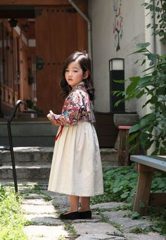Kids Korean traditional dress/ 어린이  한복 hanbok
