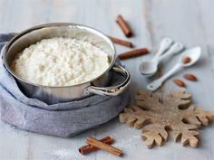 Valio Kiehu™ maitojuoman ansiosta perinteisen riisipuuron valmistaminen on huolettomampaa, koska tämä maitojuoma ei pala helposti pohjaan.