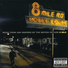 Eminem - 8 Mile: Music From And Inspired By The Motion Picture on Limited Edition Import 2LP