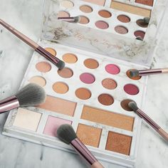 Carli Bybel's Updated Palette from BH Cosmetics. Have the original & love it!!! Will be getting this.
