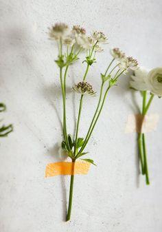 Floral: The taste of Petrol and Porcelain | Interior design, Vintage Sets and Unique Pieces www.petrolandporcelain.com Wallflowers..