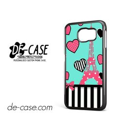 Cute Effel Tower DEAL-2911 Samsung Phonecase Cover For Samsung Galaxy S6 / S6 Edge / S6 Edge Plus