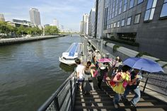 Didn't know Osaka is a city of lagoons and canals? Take to the water - The Japan News