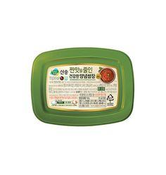 Korean Seasoned Soy Bean Paste SINSONG SSAMJANG REDUCED SALTY TASTE 170g #SINSONG