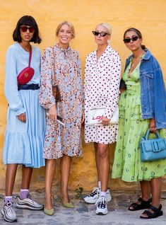 The Best Street Style From Copenhagen Fashion Week All the best looks from the streets of Copenhagen Fashion Week Best Street Style, Street Style Trends, Cool Street Fashion, Look Fashion, Korean Fashion, Street Styles, Cheap Fashion, Feminine Fashion, Funky Fashion